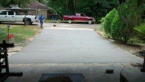 Spring Concrete Repair