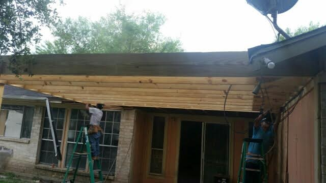 Building Patio Covers