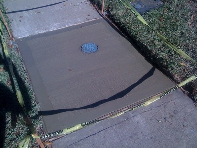 Concrete Driveway Repair Spring Tx Best Concrete Patio