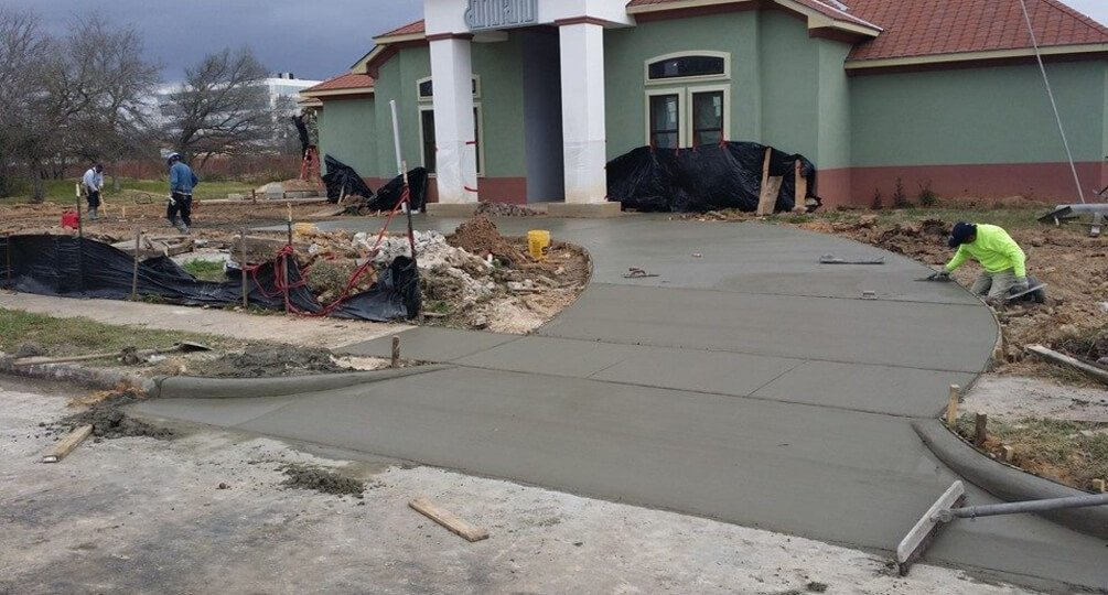 Concrete Driveway Repair Spring, TX | Best Concrete Patio