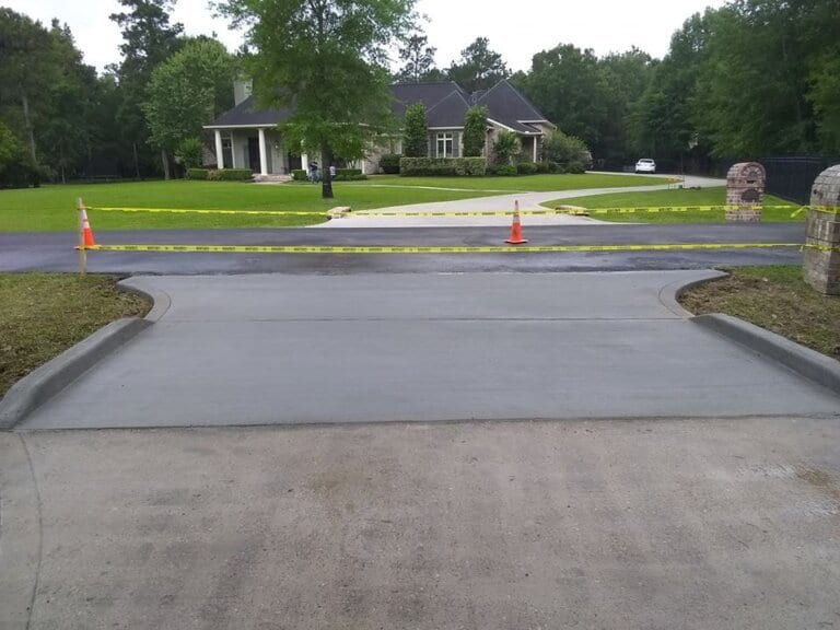Houston best driveway contractor